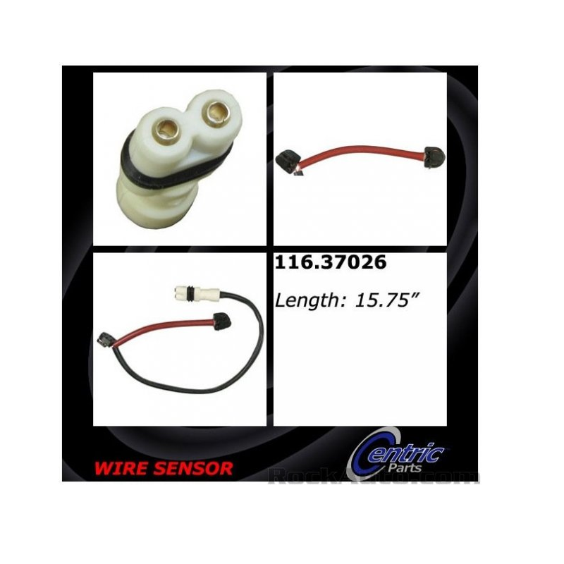 Front Left Brake Pad Wear Sensor