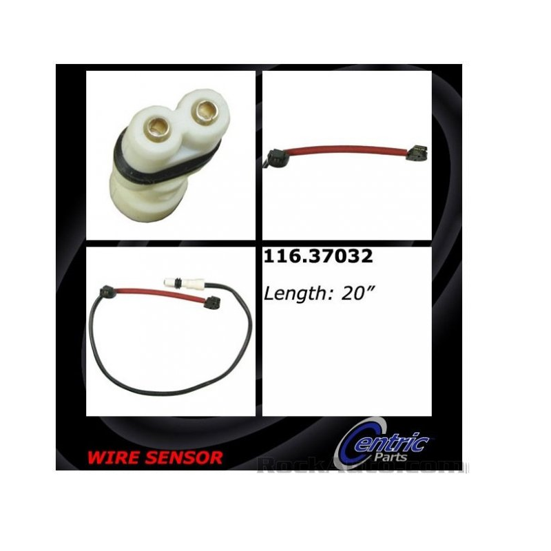 Rear Brake Pad Wear Sensor