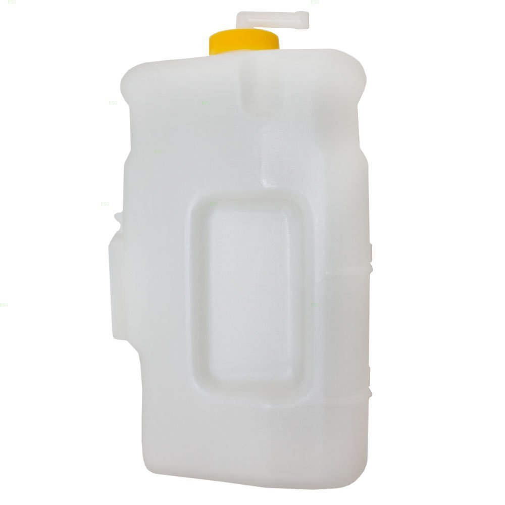 Engine Coolant Recovery Tank
