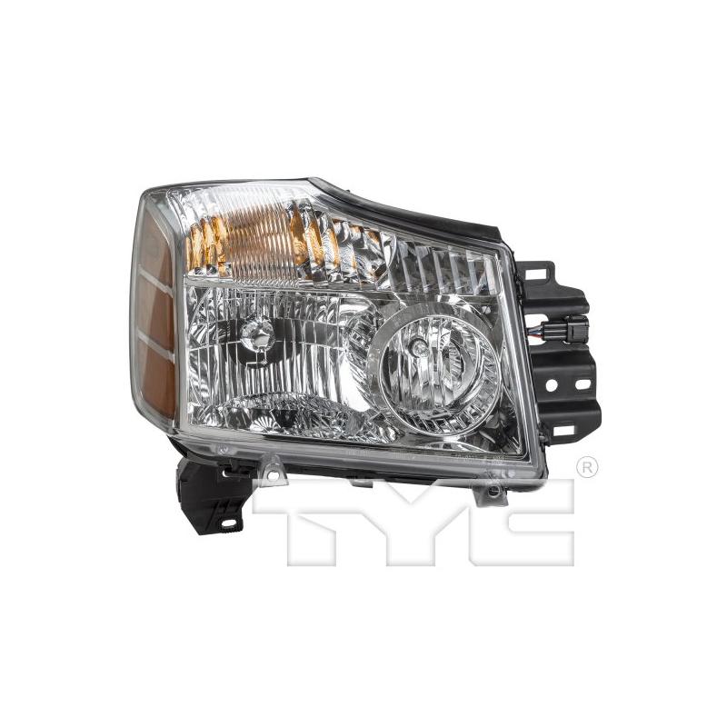 Right Headlamp Assembly