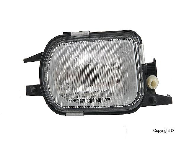 Left Fog Lamp