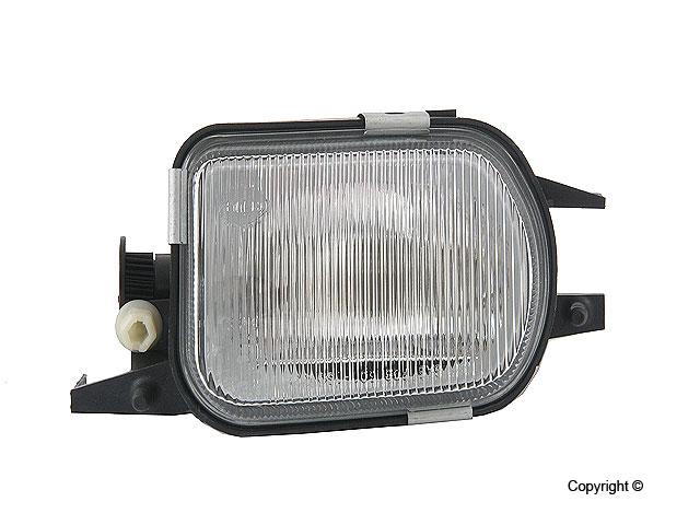 Right Fog Lamp