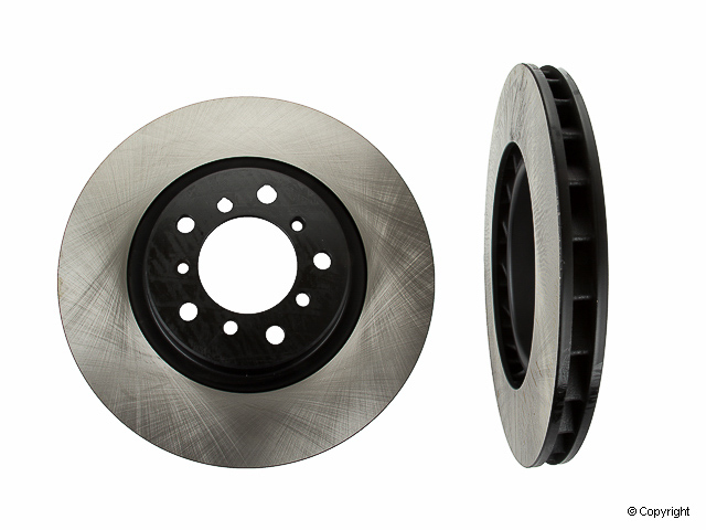 Front Right Brake Rotor