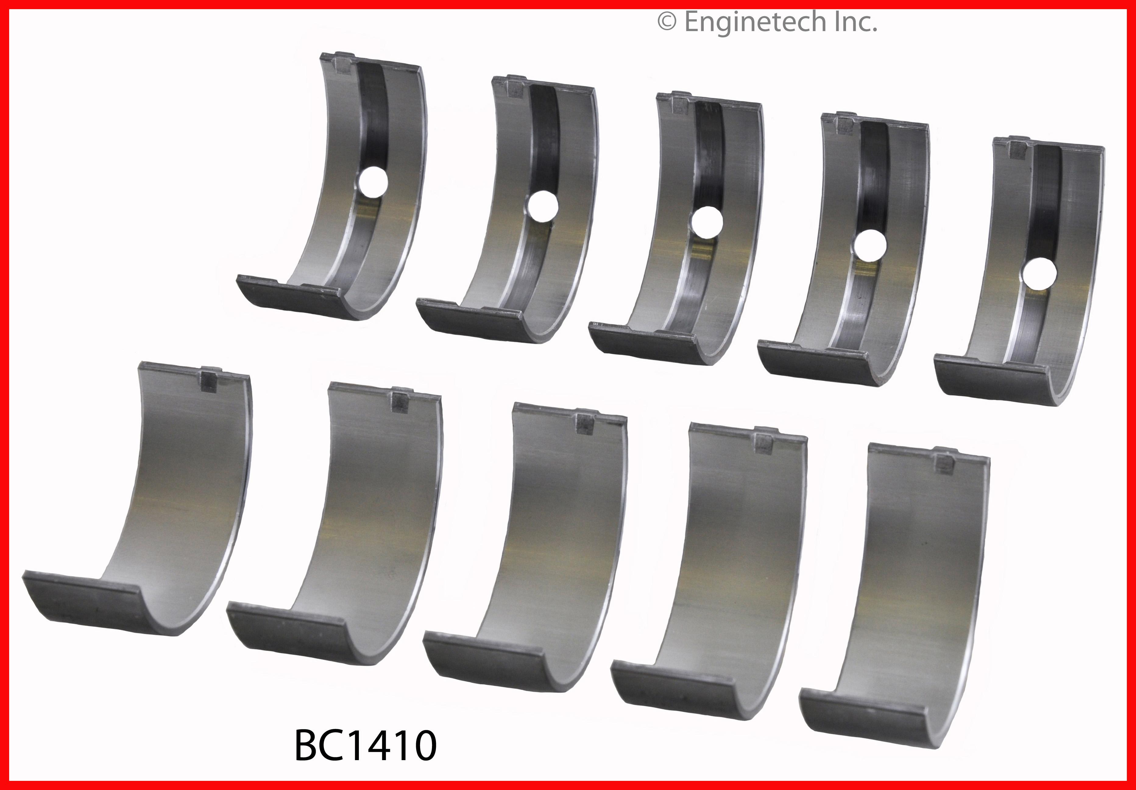 Engine Crankshaft Main Bearing Set
