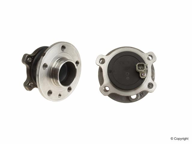 Rear Wheel Hub and Bearing Assembly
