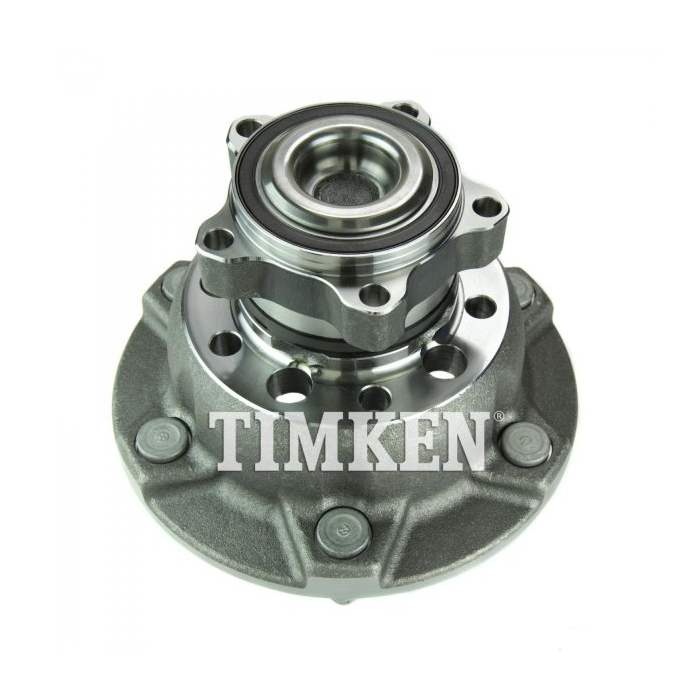 Front Hub and Bearing Assembly