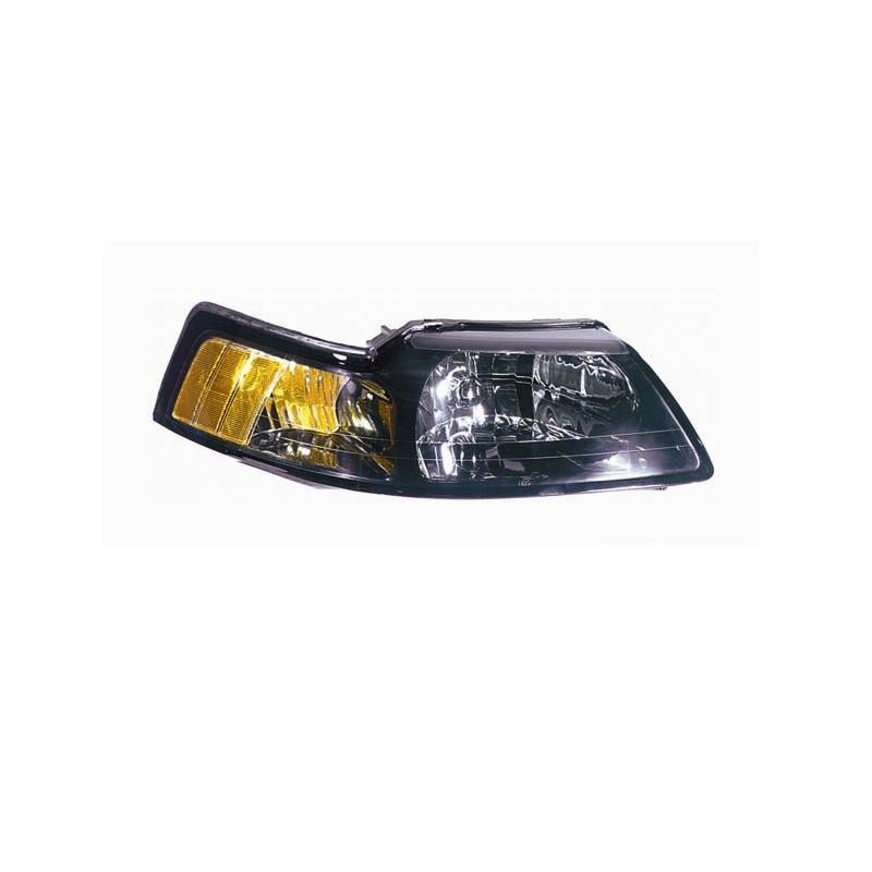 Right Headlamp Assembly