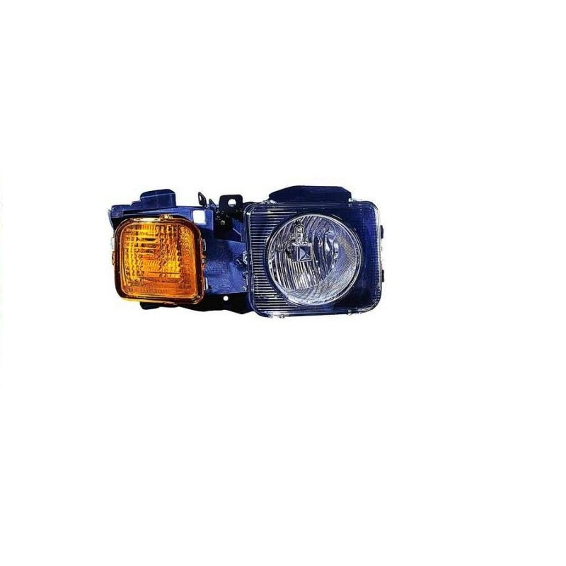 Right Head Lamp Assembly