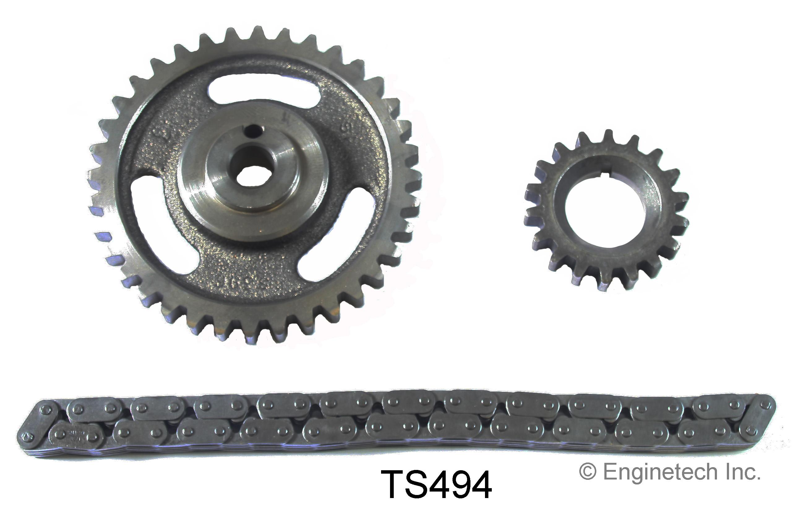 Engine Timing Set