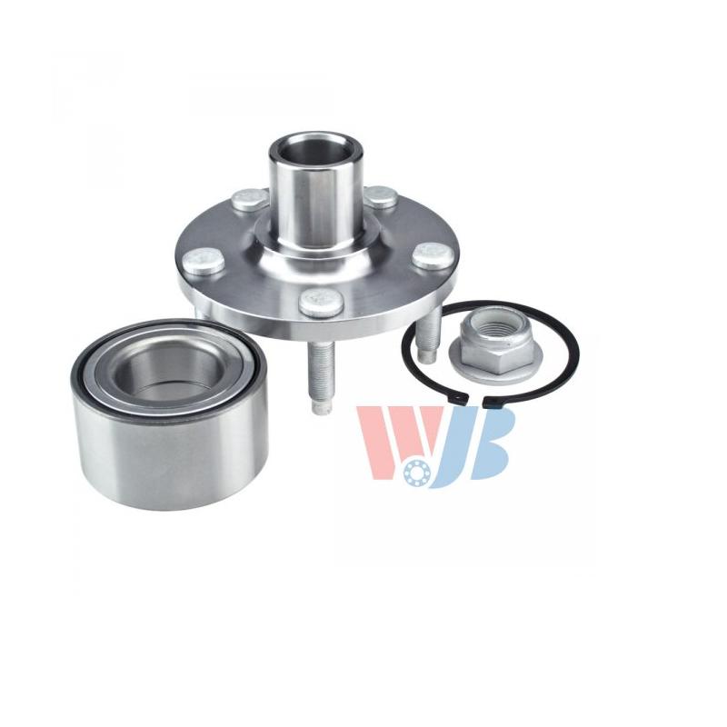Front Wheel Hub and Bearing Assembly